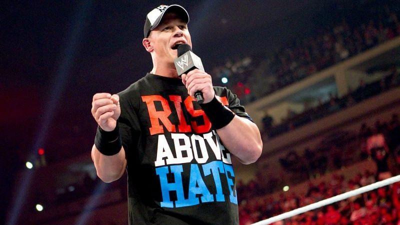 John Cena es uno de WWE
