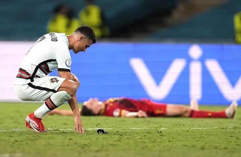 Cristiano Ronaldo failed to fire Portugal into the Euro 2020 quarter-finals.