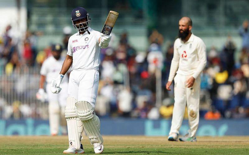 Ajinkya Rahane has scored the most runs for India in the World Test Championship. (Image Courtesy: BCCI)