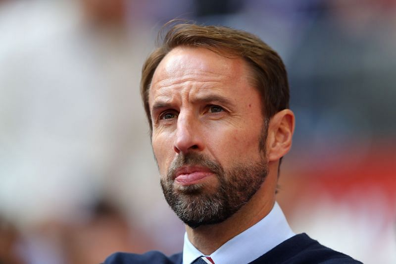 Gareth Southgate is leading England his way.