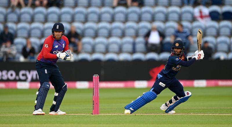 Kusal Mendis scored just 45 runs in the series.