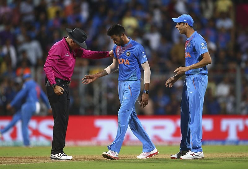 Hardik Pandya also played for the Indian cricket team in the 2016 T20 World Cup.