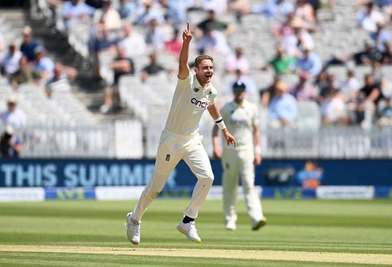 Stuart Broad has taken 766 international wickets for England across all formats.