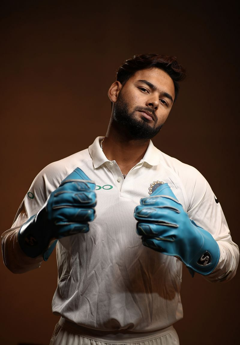 Rishabh Pant (in pic) has improved and is keen to learn, says former India wicketkeeper, Ajay Ratra