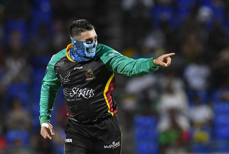 Tabraiz Shamsi has the experience of playing in Caribbean conditions