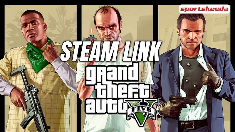 Players can download and enjoy GTA 5 on their Android smartphones using Steam Link