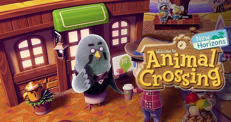 Brewster. Image via Animal Crossing World