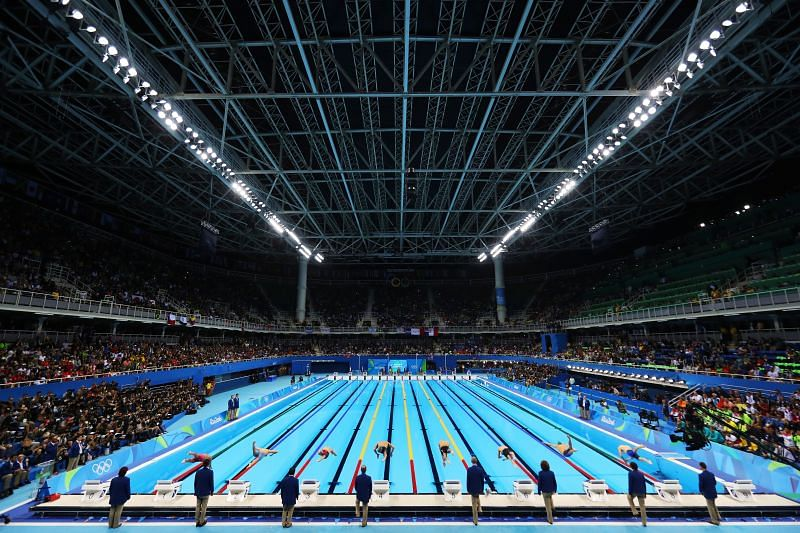 Swimming is one of the sporting events to watch out at Tokyo Olympics.