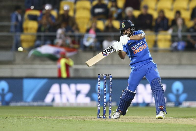 Manish Pandey has returned to the Indian cricket team