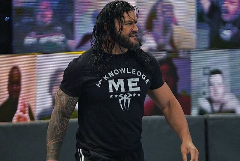 WWE SmackDown में रोमन रेंस ने सिखाया मौजूदा चैंपियंस को सबक