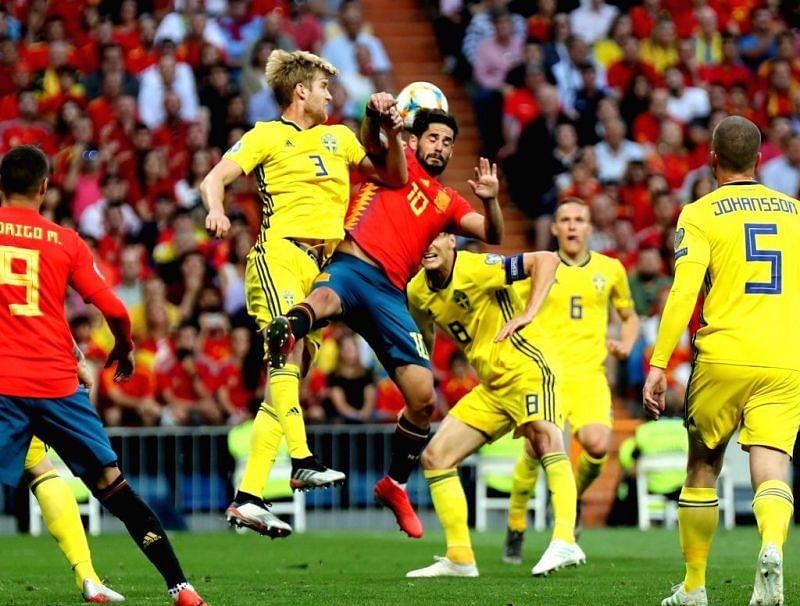 Spain vs Sweden: Prediction, Lineups, Team News, Betting Tips & Match Previews