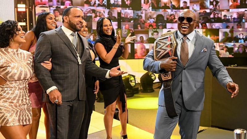 Bobby Lashley is enjoying his best days in WWE
