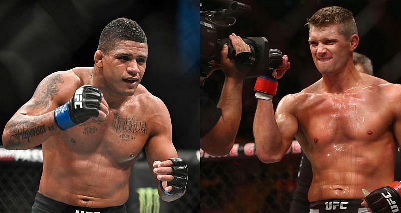 Ali Abdelaziz predicts Gilbert Burns will finish Stephen Thompson inside two rounds at UFC 264