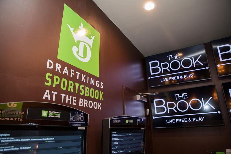 DraftKings Sportsbook at The Brook Ribbon Cutting