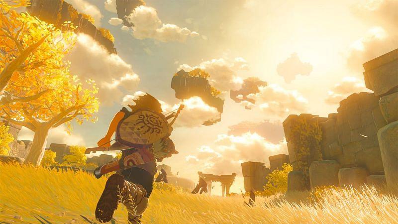 Legend of Zelda Breath of the Wild Sequel is coming in 2022 (Image by Nintendo)