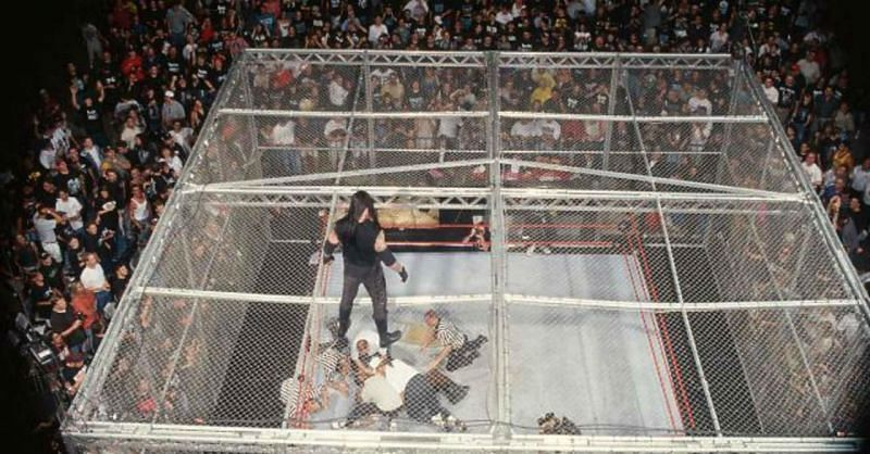The Undertaker and Mankind