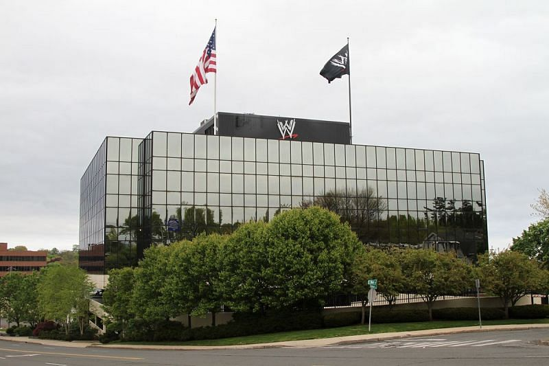 WWE HQ in Stamford