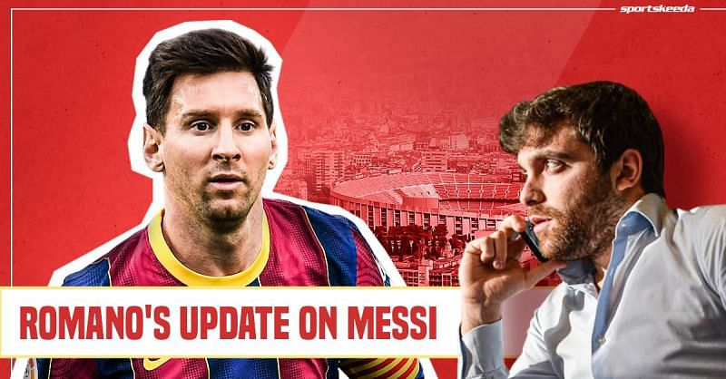 Barcelona are looking to offer a 2-year deal to Lionel Messi