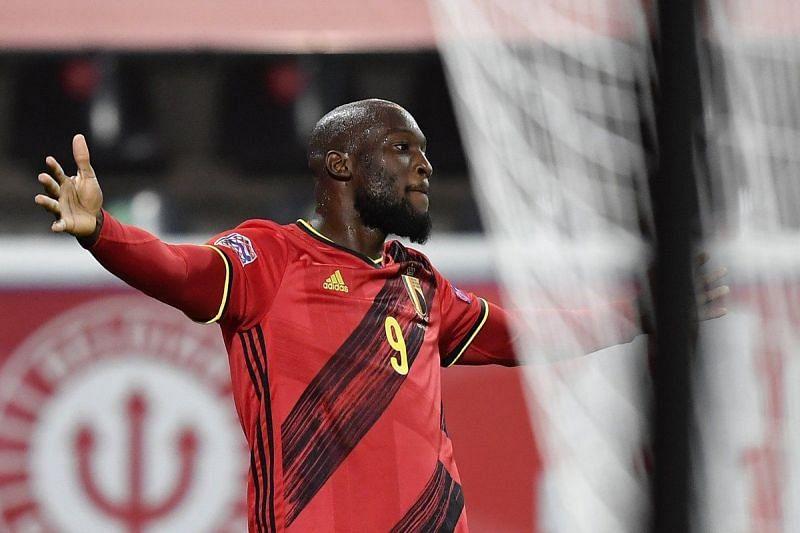 Romelu Lukaku has scored against Portugal once before.