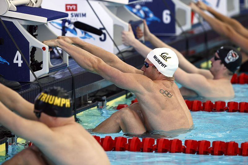 US Olympic Swimming trails Wave 2 begins on June 13