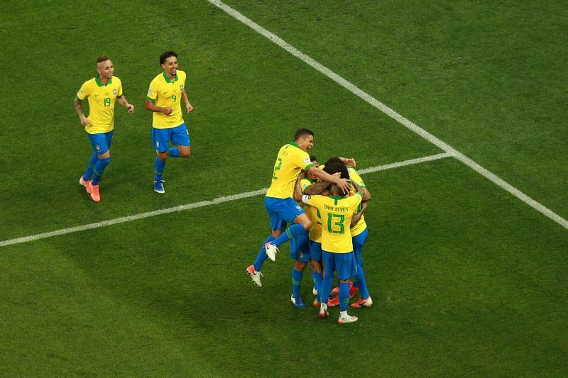 Brasil tem algumas preocupações com lesões