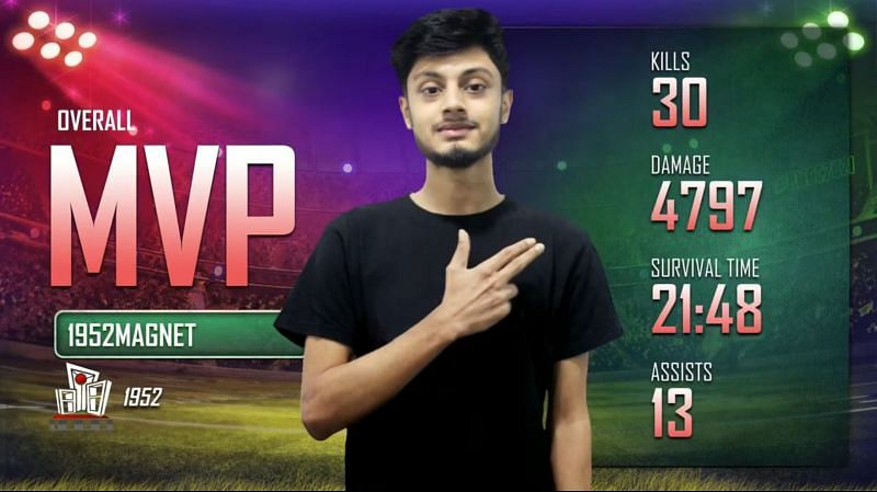 1952 Magnet was the MVP of PUBG Mobile Campus Champions Bangladesh