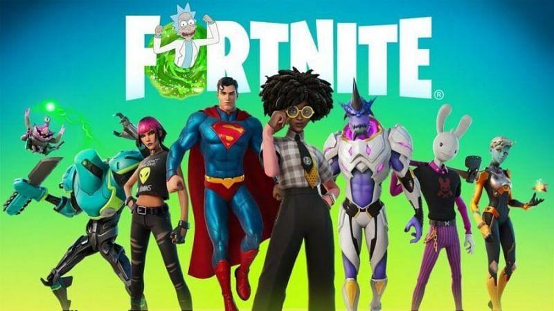 Fortnite Season 7 bosses (Image via Twitter)