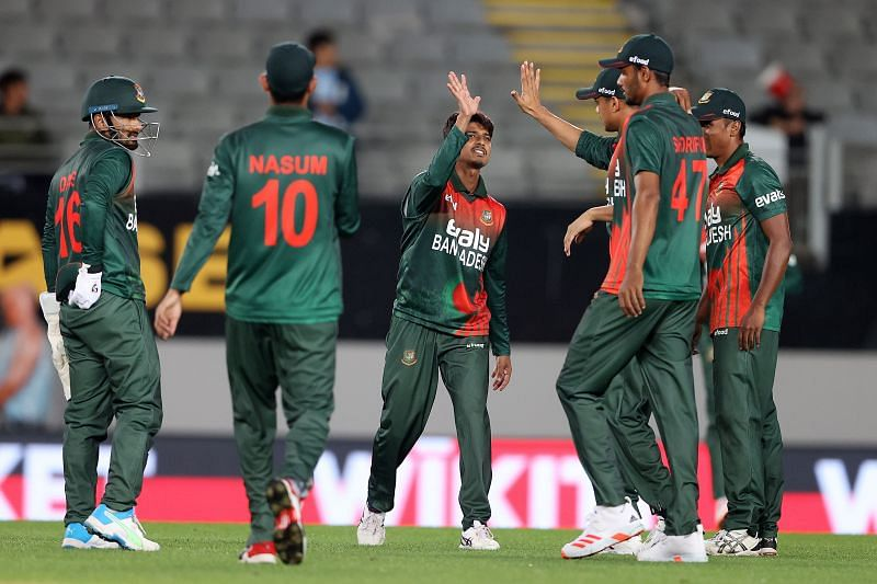 New Zealand v Bangladesh - T20 Game 3