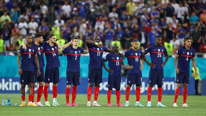 France failed to turn up at Euro 2020