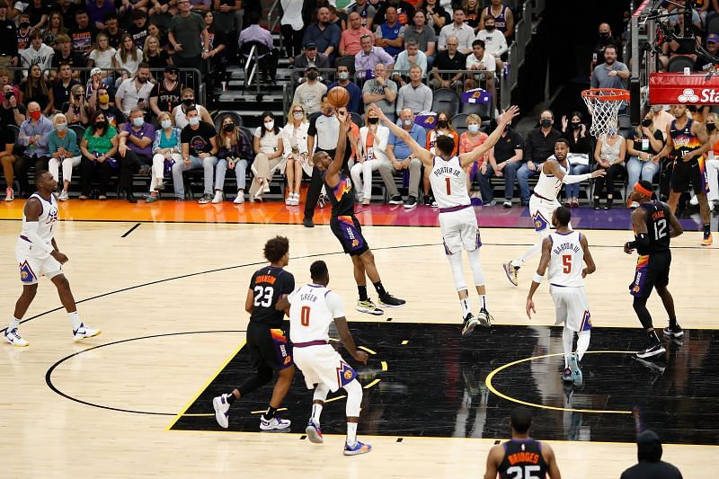 Denver Nuggets vs Phoenix Suns - Game Two