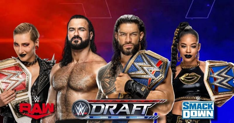The date for next WWE Draft revealed