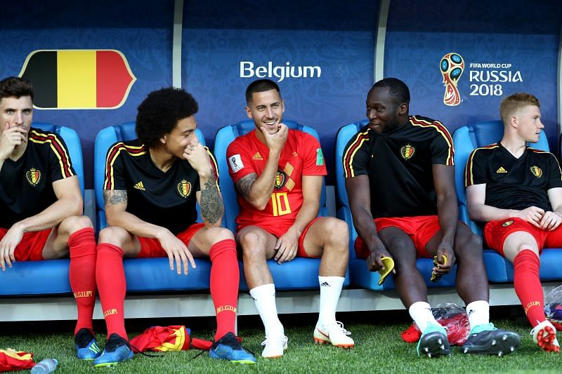 This could be the last opportunity for the golden generation of Belgium to win a major trophy