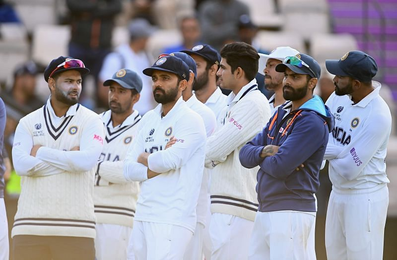 India lost the inaugural World Test Championship Final by eight wickets