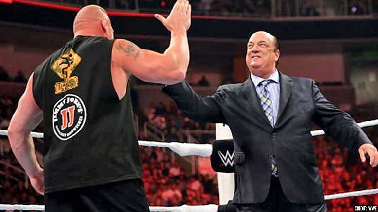 Things can change drastically after Brock Lesnar