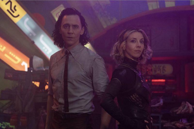 Loki and Sylvie in Episode 3. Image via: Disney+ / Marvel