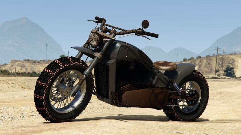 Motorcycles are rather underrated in GTA Online (Image via GTA Wiki