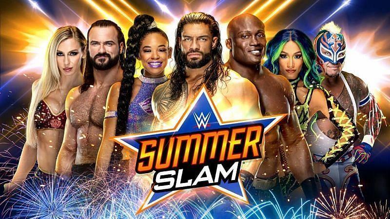 WWE SummerSlam 2021 पीपीवी होगा शानदार