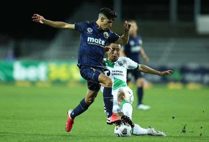 Western United take on Central Coast Mariners this weekend