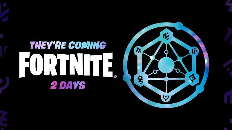 Fortnite Temporada 7 Capitulo 2 Teaser 2 Fortnite Chapter 2 Season 7 Vaulted Weapons Sci Fi Guns Alien Weapons Teaser And Crafting