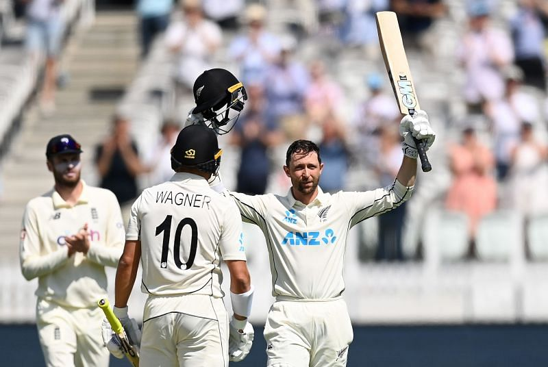 England v New Zealand: Day 2 - First Test LV= Insurance Test Series