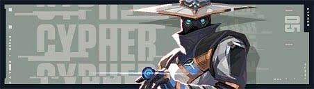 Cypher (Image via Riot Games)