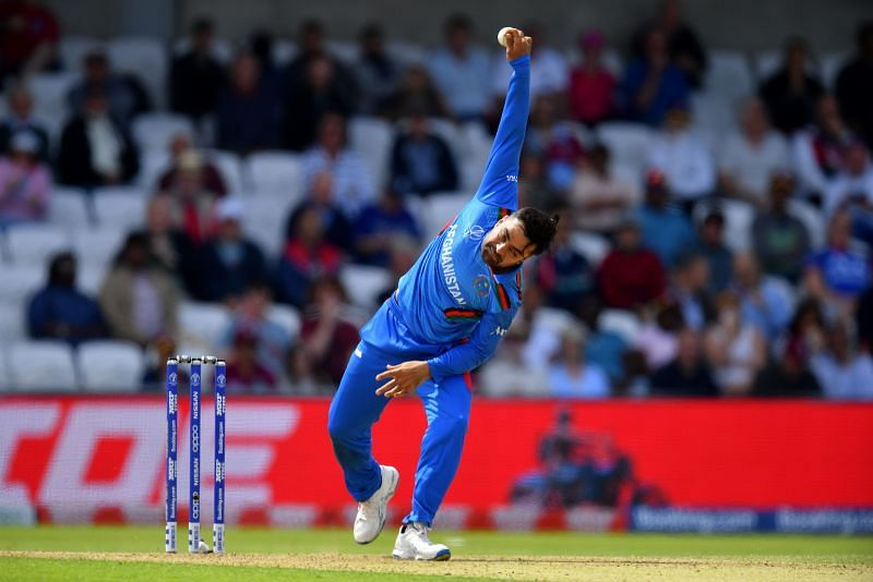 Rashid Khan is one of the top T20 bowlers in the world right now