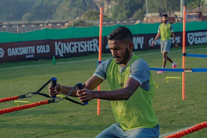Sanson Pereira talks about FC Goa
