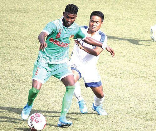 Sanson Pereira rose through the ranks of Salgaocar. (Image: Herald Goa)