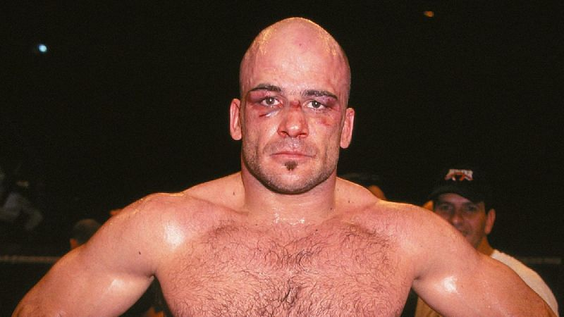 The Pancrase legend was no stranger to getting hit