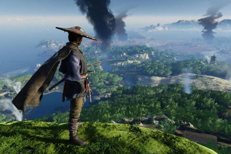 Ghost of Tsushima coming to PC? (Image via Sucker Punch Production)