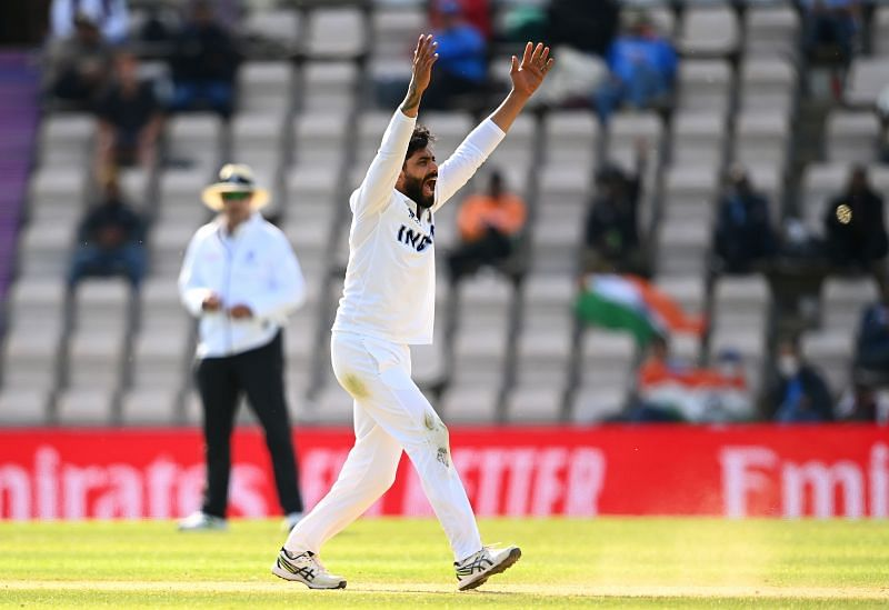 Ravindra Jadeja in action during the WTC final. Pic: Getty Images