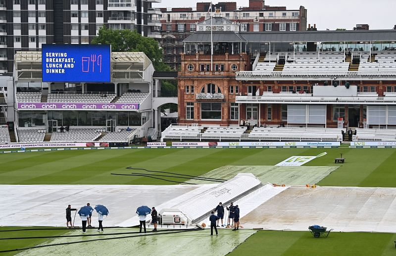 England v New Zealand: Day 3 - First Test LV= Insurance Test Series