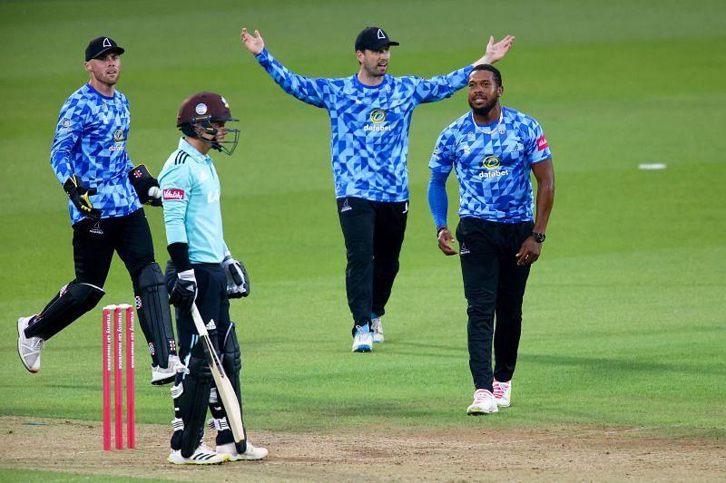 Surrey CCC v Sussex Sharks - Vitality T20 Blast