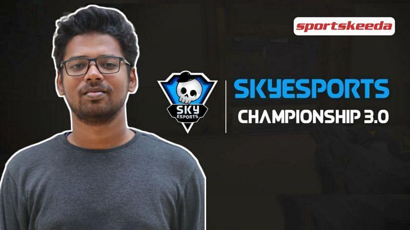 Naveen Prakash, Production head at Skyesports
